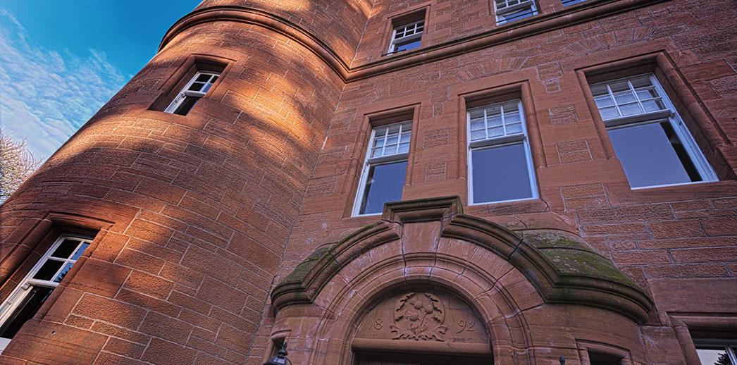 Original Castle Entrance